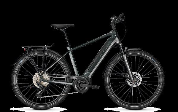 Kalkhoff ENDEAVOUR 5.B EXCITE Diamant deepgreen/jetgrey glossy 2021 E-Bike Bosch 625 Wh