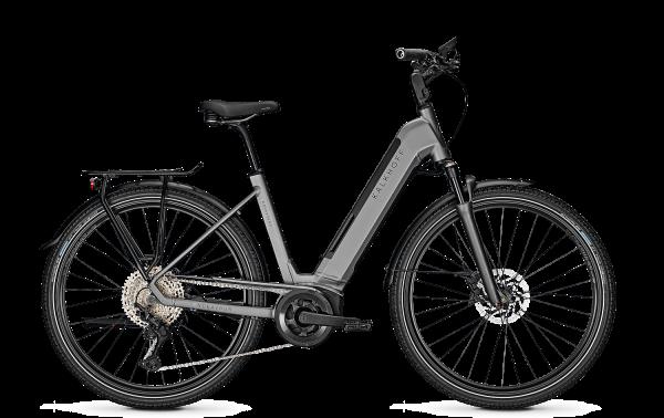 Kalkhoff ENDEAVOUR 5.B EXCITE Wave jetgrey matt 2021 E-Bike Bosch 625 Wh