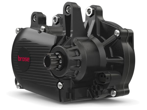 eBike MOTOR Nachrüstatz Brose Mittelmotor Drive S mag horizontal E01680