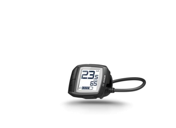 Bosch eBike Purion Anthrazit Display - Classic Systeme