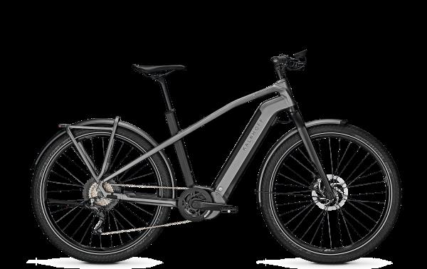 Kalkhoff ENDEAVOUR 7.B PURE Diamant magicblack/jetgrey matt 2021 E-Bike Bosch 625 Wh