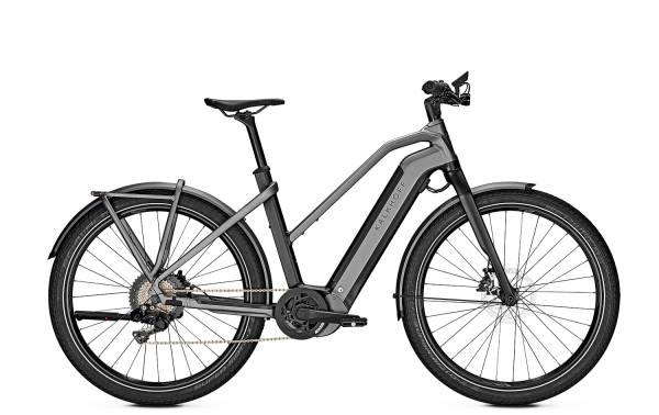 Kalkhoff ENDEAVOUR 7.B PURE Trapez magicblack/jetgrey matt 2021 E-Bike Bosch 625 Wh
