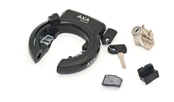 eBike Schloss Set Rahmenschloß + Batterieschloß für Impulse & Panasonic