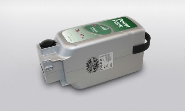 E-BIKE VISION Power Pack Ersatzakku Akku für Panasonic Antrieb 36V