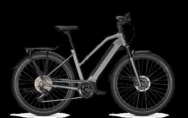 Kalkhoff ENDEAVOUR 5.B EXCITE Trapez jetgrey matt 2021 E-Bike Bosch 625 Wh