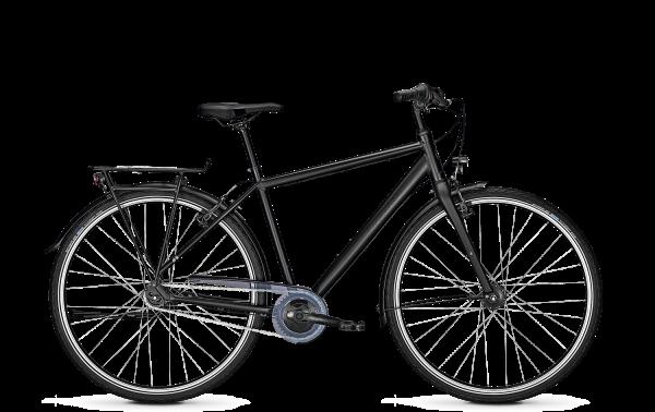 """Kalkhoff Citybike AGATTU LITE 7 Diamant schwarz 28"""" Zoll 2021"""