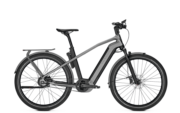 Kalkhoff E-Bike ENDEAVOUR 7.B Belt Diamant grau 2020 City Trekking