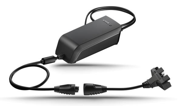 SET eBike Schnell-Ladegerät EU 6A Fast Charger + Adapter zum Laden von Classic+ PowerPacks