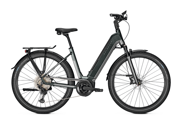 Kalkhoff ENDEAVOUR 5.B EXCITE Wave deepgreen/jetgrey glossy 2021 E-Bike Bosch 625 Wh