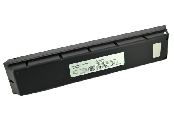 eBike Ersatzakku Akku Batterie Brose Unterrohr 13,8Ah 497Wh