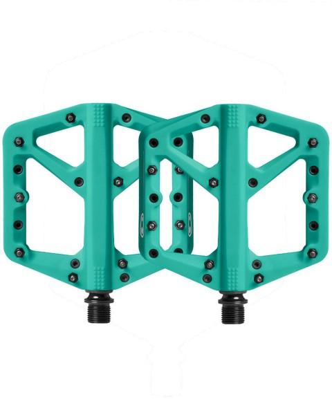 Crankbrothers Stamp 1 Plattform Pedal türkis turquoise
