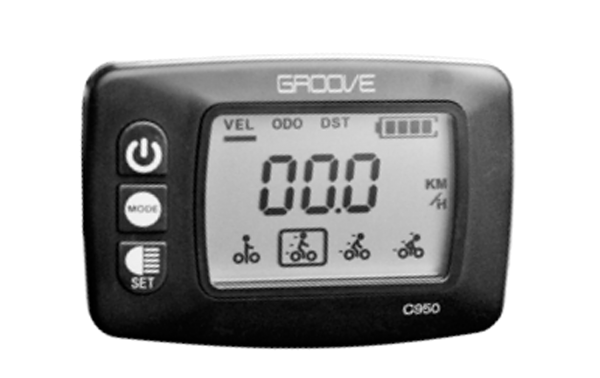 GROOVE2 DISPLAY LCD 28 Zoll