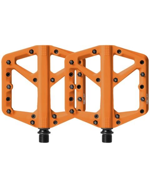Crankbrothers Stamp 1 Plattform Pedal orange