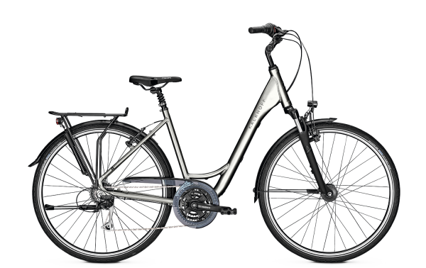 "Kalkhoff Citybike AGATTU 24 Wave grau 28"" Zoll 2021"