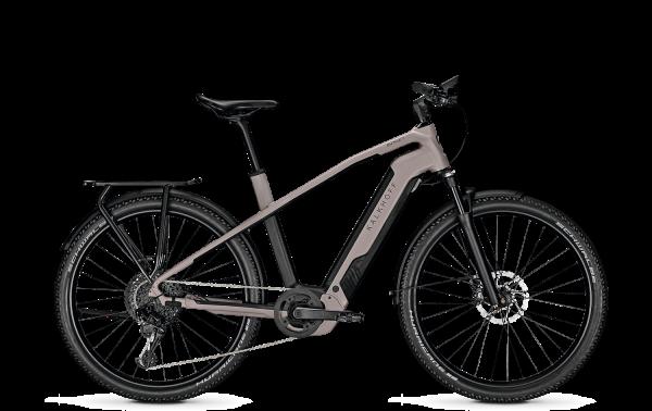 Kalkhoff ENTICE 7.B ADVANCE Diamant moonstone grey/magicblack matt 2021 E-Bike Bosch 625 Wh